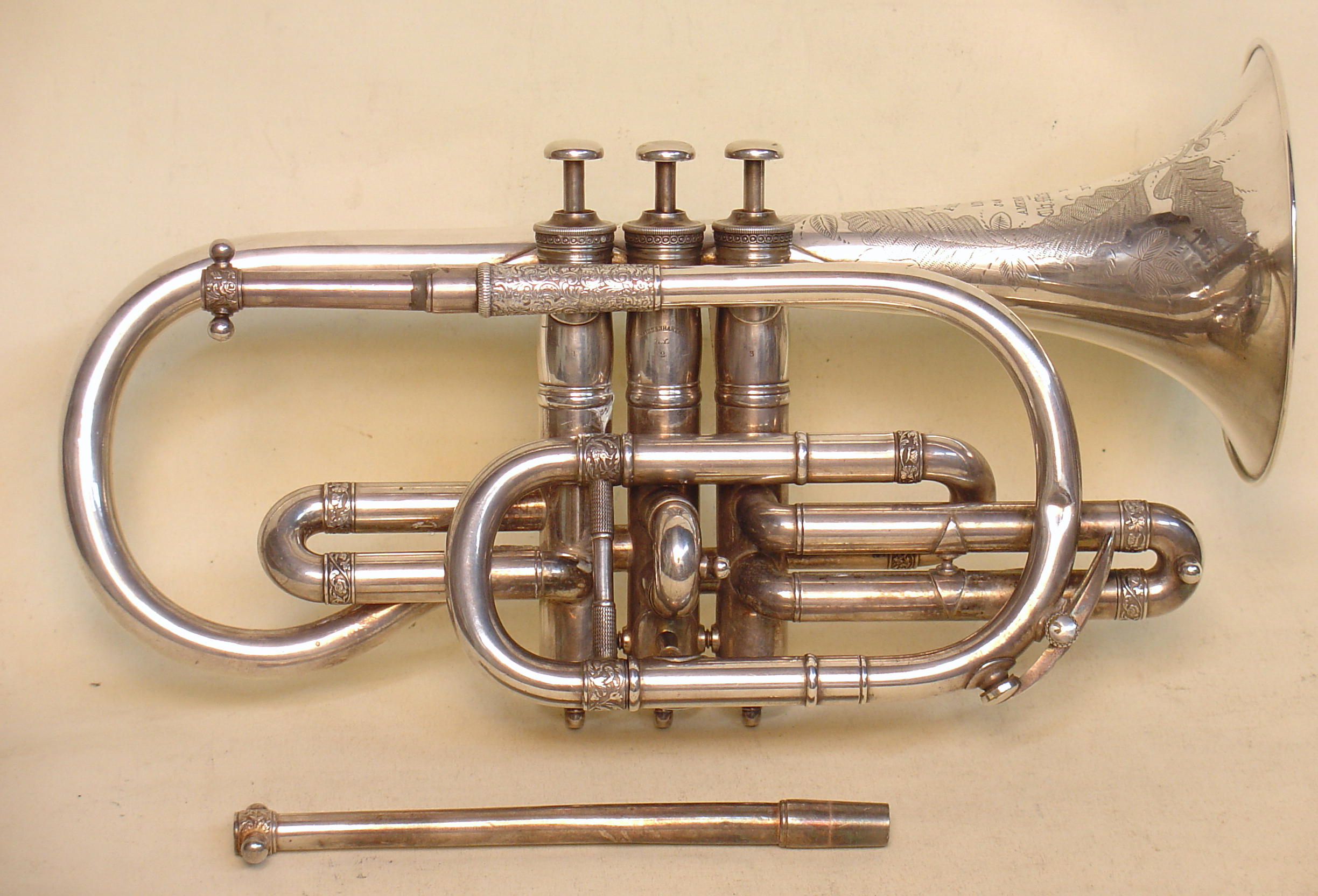 Now here is a vintage cornet for you | Page 2 | Trumpet ...